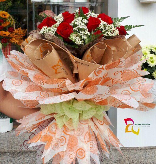 lời muốn nói, bó hoa, hoa tươi, hoa hồng