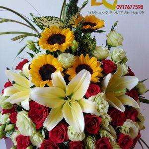 nồng nhiệt, hoa tươi, điện hoa trực tuyến, giỏ hoa, hoa đẹp