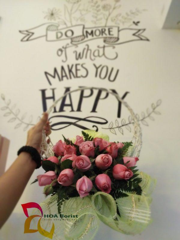 first kiss, hoa tươi, lẳng hoa, lẳng hoa hồng, hoa hồng đẹp,