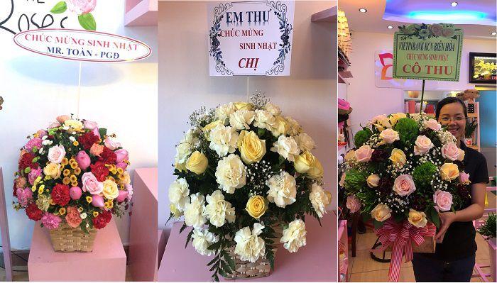 hoa sinh nhật, hoa sinh nhật đẹp, mua hoa sinh nhật