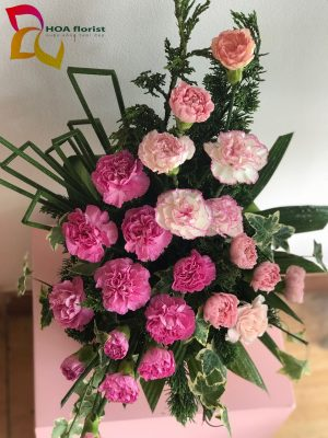 hoa ý nghĩa tặng cha mẹ, hoa tặng mẹ , hoa tặng cha, hoa tươi, hoa dâng lễ vu lan,